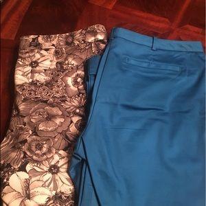 $10 cropped pant bundle